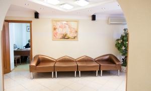 Черемушкинский ЗАГС - зал ожидания