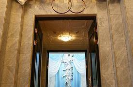 Чертановский ЗАГС - зал торжественной регистрации
