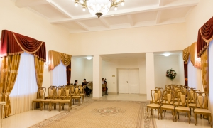 Дворец Бракосочетания на ВВЦ
