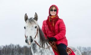 Фотосессия с лошадьми в подарок, Москва
