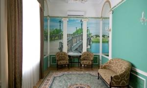 Грибоедовский ЗАГС - зеленый зал