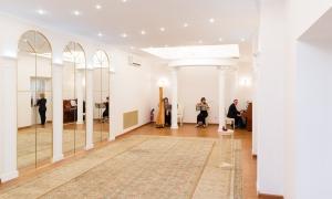 Хамовнический ЗАГС - зал торжественной регистрации