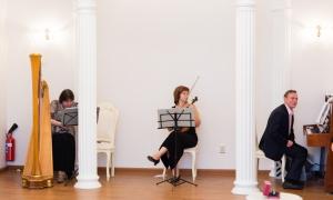 Хамовнический ЗАГС - оркестр