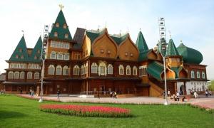 Выездная регистрация брака Коломенское Дворец Алексея Михайловича
