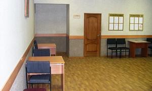 Кунцевский ЗАГС - холл