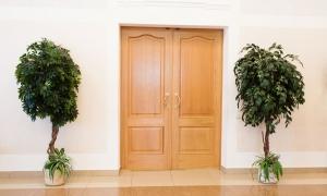 Медведковский ЗАГС - вход в зал торжественной регистрации