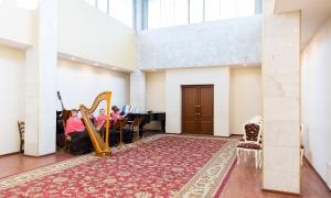 Савеловский ЗАГС - зал торжественной регистрации