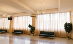 4 дворец бракосочетания - 2 этаж, зал ожидания