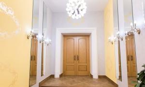Тверской ЗАГС - вход в зал торжественной регистрации