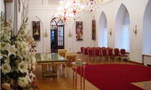 Выездная регистрация брака в Царицыно