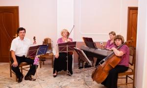 Зеленоградский ЗАГС - оркестр