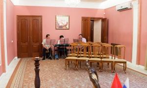 Академический ЗАГС - вход в зал торжественной регистрации брака