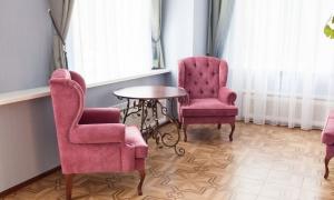 Дмитровский ЗАГС - комната невесты
