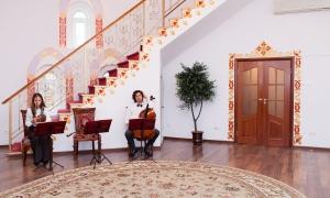 Дворец бракосочетания 5 - зал торжественной регистрации