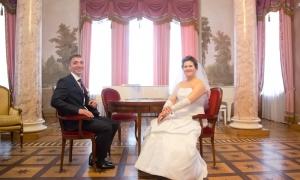 Дворец Дурасова в Люблино - выездная регистрация брака
