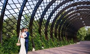 Свадьба Жени и Жени. Лето 2015