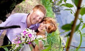 Свадьба Вики и Ивана