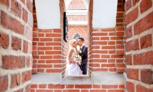 Свадебная прогулка, Царицыно