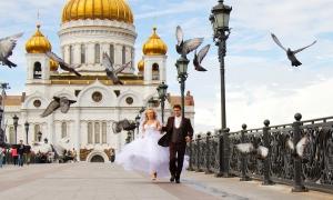 Фотограф на свадьбу - портфолио
