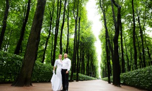 Свадебная прогулка, Санкт-Петербург