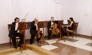 Гагаринский ЗАГС - оркестр