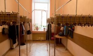 Грибоедовский ЗАГС - гардероб