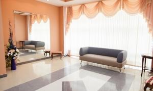 Измайловский ЗАГС - комната невесты