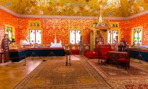 Дворец бракосочетания в Коломенском