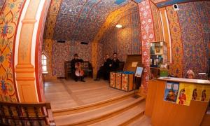 Дворец бракосочетания в Коломенском - оркестр