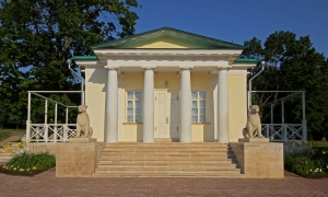 Выездная регистрация брака Коломенское Дворцовый павильон