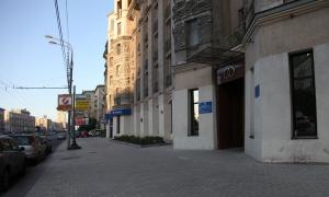 Кутузовский ЗАГС - парковка