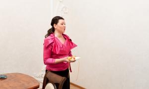 Кутузовский ЗАГС - ведущая