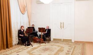 Кутузовский ЗАГС - оркестр