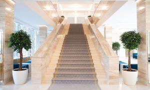 Дворец бракосочетания 4 - лестница