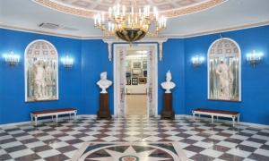 Выездная регистрация - галерея Глазунова